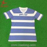 도매 축구 제복은 여자 축구 셔츠를 디자인한다