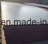 JIS/GB/ASTM A36/Q235B/Ss400/Q345b/45# 열간압연 강철 Checkered 격판덮개