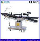 Tabella elettrica multifunzionale della sala operatoria della strumentazione chirurgica dell'ospedale