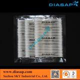 Cotonete de algodão da sala de limpeza para o filtro de uma comunicação óptica (St-001)