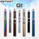 タバコのセリウムのRoHS電子卸し売り最上質EのCIGS Modの補助的なオームの蒸発器G1