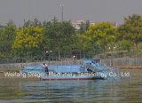 El agua de limpieza de Malezas Bote / Cosechadora de malezas acuáticas