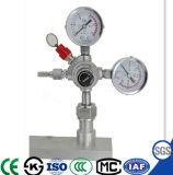 Ventes chaud rempli de CO2 Régulateur de pression de gaz à prix avantageux