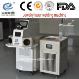 La soldadora láser portátil para la joyería de Metal industrial