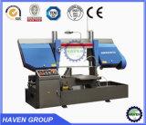 二重コラムの水平のタイプ鋸引き機械、油圧金属の打抜き機(GH4240/50)