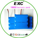 18650 4s3p電池のパックのSmartec李イオン14.8V 4s充電電池