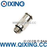 Brass / Stainless Steel Air Compressor Fittings Pipe Joint