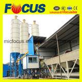 Тип завод подъема хоппера хорошего качества 75m3/H конкретный дозируя