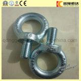 L'acier de haute résistance a modifié le boulon d'oeil de levage du calage DIN580