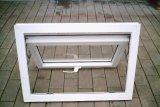 رخيصة سعرات مرحاض حجم صغيرة ألومنيوم ظلة نافذة مع تجمد زجاج