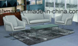 Sofá moderno para a sala de visitas com tela