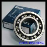 Nut-Kugellager 6206 2RS des hohe Präzisions-Standardchromstahl-Gcr15 Koyo tiefes