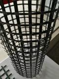 최고 질 건축 직물 탄소 섬유 메시 Geogrid