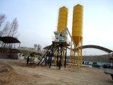 Banheira de venda preço competitivo 25m3/H fábrica de mistura pronta a fábrica de criação de lote de concreto (Hzs25) Preço na Índia