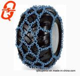 단 하나 & 두 배 다이아몬드에 의하여 장식용 목을 박는 무거운 장비 타이어 사슬