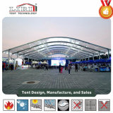 一義的な玄関ひさしのテントのArcumのドームのアーチのテントのシート1500人