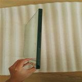 8 mm des bords polis plat en verre trempé clair