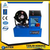 2 duim Tien de Vrije Plooiende Machine van de Slang van de Macht van Fin van Matrijzen P52 Hydraulische met Laagste Prijs