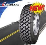 Neumático radial 11r22.5 del nuevo acoplado del modelo para el mercado de Canadá