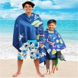 Для быстрой сушки волос легко носить с собой полотенце поездки на пляже из микроволокна