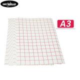 A4/A3 importados de transferencia por sublimación de T-Shirt de papel para tejido de luz láser