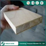 1220mmx2440mm Blockboard RAW avec le meilleur prix Linyi Shandong contreplaqué