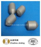 China el botón de carburo de tungsteno cementado, botón de insertar el botón de carburo Factory