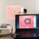 Placas brancas interativas da instrução barata ótica de alta resolução da classe