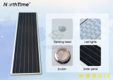 Réverbères solaires mono de Solarworld d'intense luminosité pour le stationnement de jardin