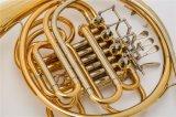 Corno francese/oro /Detachable d'ottone Bell