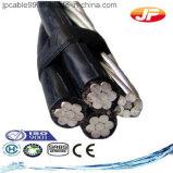 Aluminiumleiter-XLPE Isolierabc-elektrische kabel (JKLYJ)