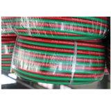 ISO3821 Certified grau R 1/4 pol. x 50 pés de borracha de soldadura Twin