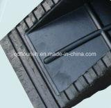 Tapón de goma sólido resistente caliente de la rueda de la cuña de la rueda de coche