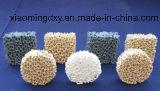 철 주물을%s Sic 또는 반토 또는 지르코니아 세라믹 거품 필터