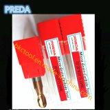 금속을%s Pread Tisin HRC55 공 코 절단기