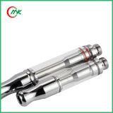 Serbatoio di vetro doppio della bobina Ce3 Pyrex dell'olio di canapa di Cbd di marchio di marca