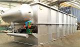 Máquina de flutuação de ar dissolvido resíduos oleosos Sistema de clarificação de Tratamento de Água