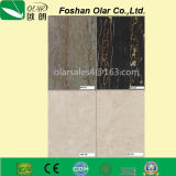 Fibre de ciment de l'intérieur du panneau décoratif UV/ Panneau mural
