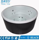 Monalisa grande banheira redonda massagem SPA banheira de hidromassagem (M-3506)