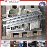 Tubo del acero inoxidable de la fabricación de metal