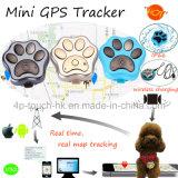 Traqueur imperméable à l'eau de l'animal familier GPS avec l'alarme Anti-Détruite (V32)
