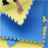 Stuoie ad alta densità rovesciabili della gomma piuma di EVA utilizzate sullo sport