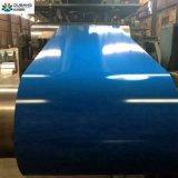 Bobinas de acero prebarnizado PPGI colorido