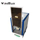De Laser die van de vezel de Hoge snelheid 10With20With30With50W van de Machine voor Teller van de Laser van het Aluminium van het Metaal van de Roestvrij stalen van Serienummers de Beste merken