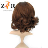 Perruques synthétiques de cheveu de la température de Hight pour des femmes