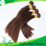 7A Grade Golden Virgin brésilien Hair Remy Human Hair Extension