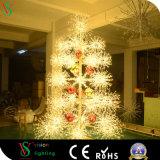LED de bola de árvore de natal grande luz para decoração exterior