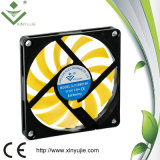 Bewegungsabsaugventilator-Ventilator Gleichstrom-Kühlventilator des Xj8010h Plastik80x80x10mm 12V 48V schwanzloser