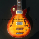4 Строка Lp Double F - Отверстие для скрытых полостей бас-гитара (ГБ-45)
