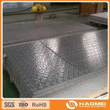 betreedt aluminium 1100 1060 3003 5052 plaat 5 staven